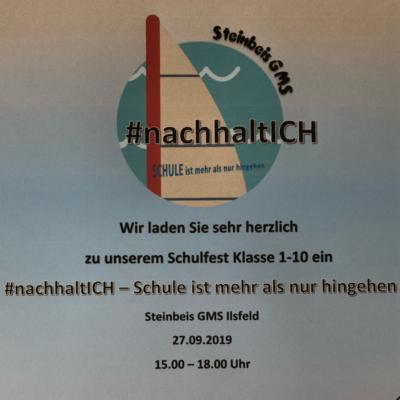 Schulfest #nachhaltICH